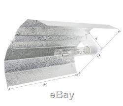 Ipower 400w Hps Ballast Mh Grow Light Kit Système Wing Set Réflecteur