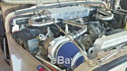 Jeep Wrangler Tj 97-99 Étape 2 Offroad Turbo Kit 40% Plus De Puissance Direct Boulonnés