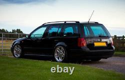 Jom Vw Golf Jetta Mk4 4 Euro Hauteur Réglable Kit D'abaissement De Suspension Bobine