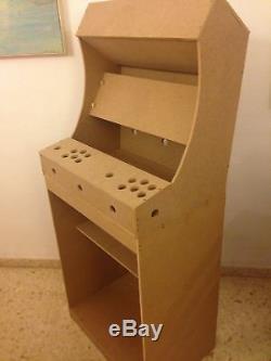Kit Bartop Borne Arcade 2 Joueurs Avec Le Piédestal
