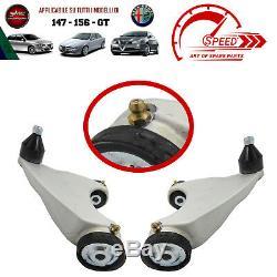Kit Bracci Sospensione Anteriori Alfa Romeo 147 156 Gt 8pz. Vitesse Rinforzati