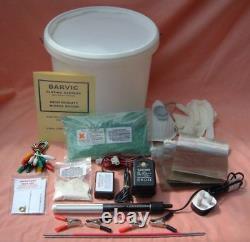 Kit Complet De Placage Nickel Tout Ce Dont Vous Avez Besoin Et Support Technique