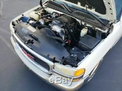 Kit Complet Turbo Silverado Sierra V8 Vortec New Turbocompresseur Ls 4,8 5,3 6,0 62
