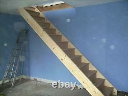 Kit D'escalier Droit, Flatpack