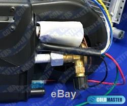 Kit De Climatisation Universelle Sous Évaporateur De Tableau De Bord 432 12x16in Cond Avec Harnais Électrique
