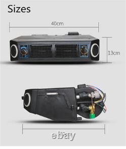 Kit De Climatiseur De Voiture 12v Sous Compresseur D'évaporation De Refroidissement Dash 3 Niveau A/c