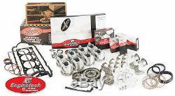 Kit De Remise À Neuf De Moteur Enginetech Pour Kit Complet De Révision Chevy 350 5.8l V8