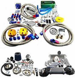 Kit Turbo Chargeur Pour Bmw E46 323i / 325i / 328i / 330i T3 / T4
