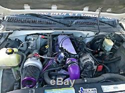 Kit Turbo Hotparts T4 Turbocompresseur Vortec V8 Ls 4.8 5.3 6.0 Silverado Sierra Lsx