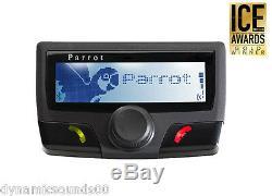 Kit Voiture Mains Libres Bluetooth LCD Parrot Ck3100 Noir