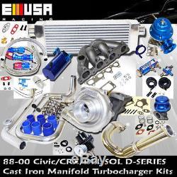 Kits Turbo Série D Pour D15z1 D16z6 D16y7 D16y5