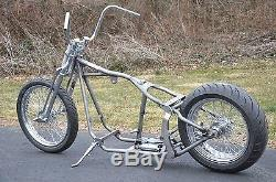 Kraft Tech Softail Chopper Bobber Cadre Châssis Roulant Rouleau Harley Bike Kit