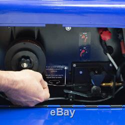 Loup Soudeur Professionnel Mig 140 Turbo Ventilateur De Refroidissement Kit Gaz Complet 135 Ampères
