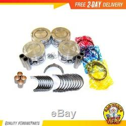Maître Refonte Engine Rebuild Kit Convient 85-95 Toyota 2.4l Sohc 22r 22re 22rec