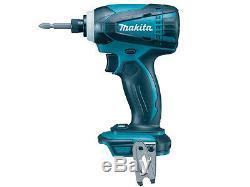 Makita Dlx6017 Kit D'outils Électriques Combinés Sans Fil 6 Pièces, 6 Pièces, 3 X 3.0ah