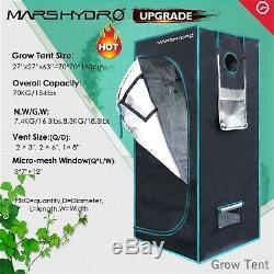 Mars Hydro Eco 300w Led Grow Plant Léger Fleur Plant + Kit 2'x2 'indoor Grow