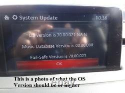 Mazda D'apple Et Android Carplay Rénovation Kit Auto 00008fz34