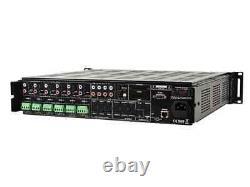 Monoprice 6 Zone Accueil Audio Multizone Contrôleur Et Kit D'amplificateur