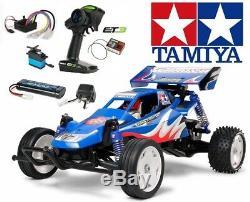 Négociation Paquet Tamiya 58416 Fighter Rising Rc Kit Deal Avec Paquet Et3 Radio