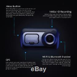 Nextbase 522gw Avant Dash Cam Et Kit Bundle Caméra Arrière