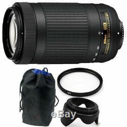 Nikon Af-p DX Nikkor F / 4.5-6.3g Ed Objectif Kit Pour Nikon Dslr