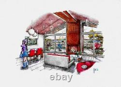 Northridge II 28 X 40 Kit Shell Personnalisable Maison, Livré Prêt À Construire