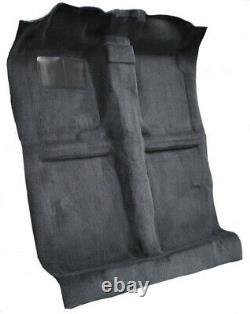 Nouveau! 1996 2000 Honda CIVIC Black Molded Carpet Kit Set W Padding