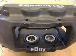 Nouveau 2008-10 Chevy Cobalt Hhr Ss Turbo Lnf Avec Des Étriers Brembo Kit Pads + Goupille