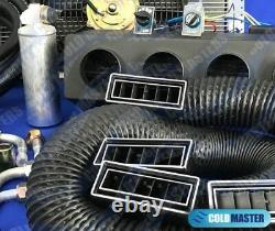 Nouveau A / C-kit Sous Compresseur D'évaporation Dash 404 Chaleur & Cool Rl & Elec. Harcèlement