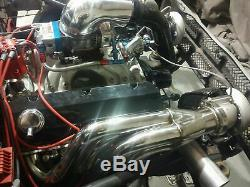 Nouveau Big Block Chevy Double Kit Turbo Bbc 366 396 402 427 454 Package En-têtes Énormes