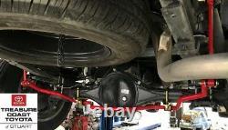 Nouveau Oem Toyota Tundra 2007-2021 Trd Rear Sway Bar Kit