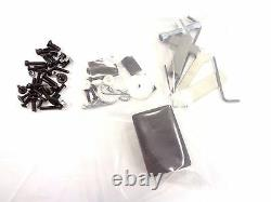 Nouveau Traxxas Slash 2wd Complete Chassis Kit Roller Arms Towers Main Frame 58024