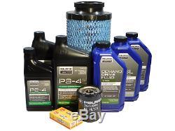 Polaris Rzr 1000 2014-2020 Xp Oem Service Complet Kit De Changement D'huile Pol07