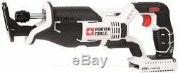 Porter-cable Lithium Li-ion Sans Fil Kit Combo Avec Étui Souple 8-outil 20-volt Max