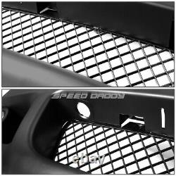 Pour 96-03 Bmw E39 5series M5 Style De Remplacement Bumper Avant Kit De Carrosserie + Lumière De Brouillard