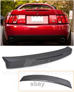 Pour 99-04 Ford Mustang Cbr Style De Coffre Arrière Aile Aileron Feu Stop Insert