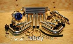 Pour Bmw E36 92-99 Turbocompresseur T3 T4 318i 325i 328i 6 Cyl M50 M52