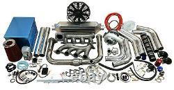Pour Silverado Sierra Turbo Kit 4.8l 5.3l 5.7 6.0l 6.2l V8 Ls1 Ls2 Ls3 Ls6 Vortec