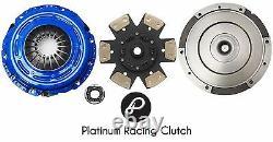Prc Stage 3 Racing Clutch & Hd Flywheel Kit Pour Dodge Neon 2.4l Srt-4 Srt4