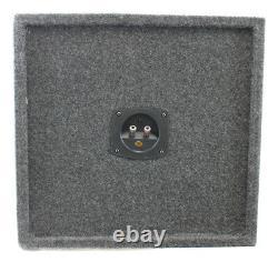 Pyramide Bnps122 12 1200w Subwoofer Audio De Voiture Avec Boîte, 1500w Mono Amp, Et Kit D'amplificateur