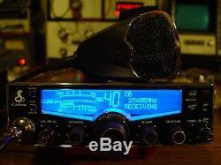 Radio Cobra 29 LX Cb, Sur Mesure, Équipée Du Kit High Rec Installé, Puissante