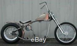Rigide Semi-rigide Springer Bobber Chopper Châssis De Roulement Cadre Rouleau Harley Kit