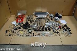 Sbc Small Block Chevy 1000hp Twin Turbo Tt 262-400 Kit Complet 350 305 5.0