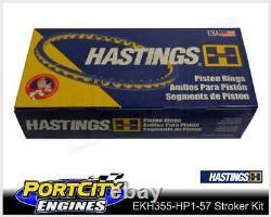 Scat Stroker Moteur V8 Kit Holden 304 5.0l 355 Commodore Vn Vp Vr Vs Efi
