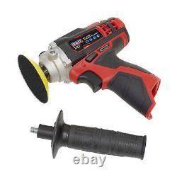 Sealey Cp1200combo2 6 Pce 12v Kit D'outils Électriques Sans Fil Et 2 Batteries Li-ion 1.5ah