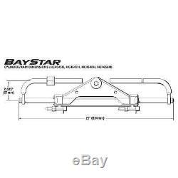 Seastar Hk4200a-3 Baystar Kit De Direction Hors-bord Hydraulique Système Marin Teleflex