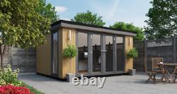 Selfbuild Sip Haute Insulated Garden Bureau Bricolage Kit, Chambre De Jardin, Studio Bureau