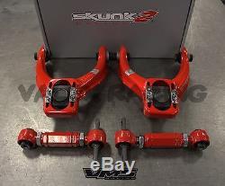 Skunk2 Tuner Avant Et Arriere Vms Camber Kit Combo Pour Honda CIVIC 96-00 Ek