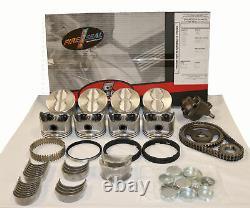 Small Block S'adapte Chevy 350 Sbc Engine Rebuild Kit 5.7 Chevrolet Overhaul