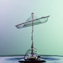 Splashart Goutte D'eau Photographie Kit Avec Support Avec Caméra De Synchronisation